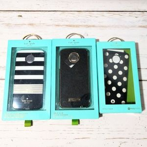 Kate Spade Moto Z Phone Cases and Mod